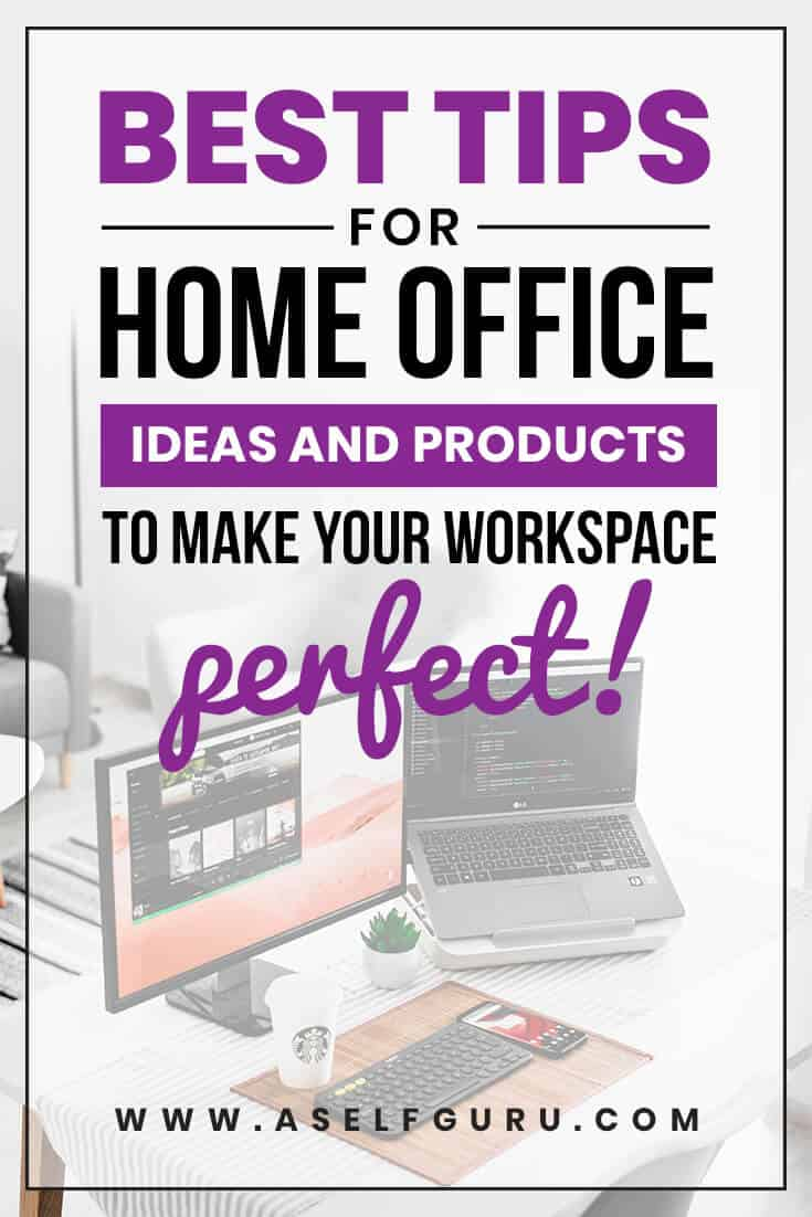 Tips, Ideas and Products to Make Your Home Office Perfect!