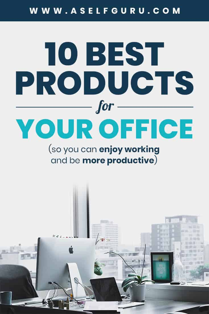 10 best products for your office and home