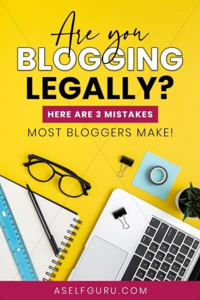 legal pages for websites and blogs (legal templates)