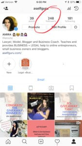 How I went from 71 to 200+ Followers on Instagram within a week with this trick?