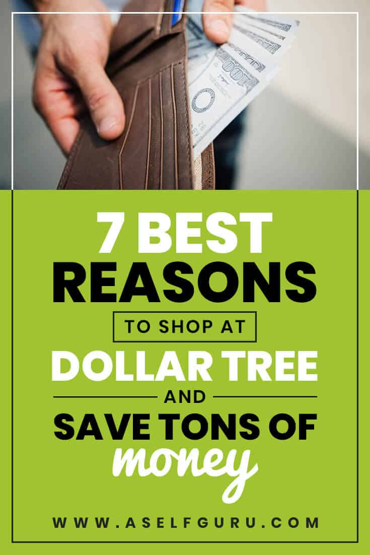 7 BEST REASONS TO SHOP AT DOLLAR TREE TO SAVE MONEY