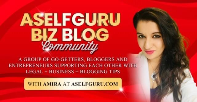 ASelfGuru - Biz Blog Community