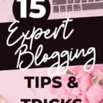 Becoming a Blogger: Pro Blogging tips and Guest Interview with Cate Rosales