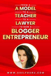 About Amira, founder of aselfguru.com