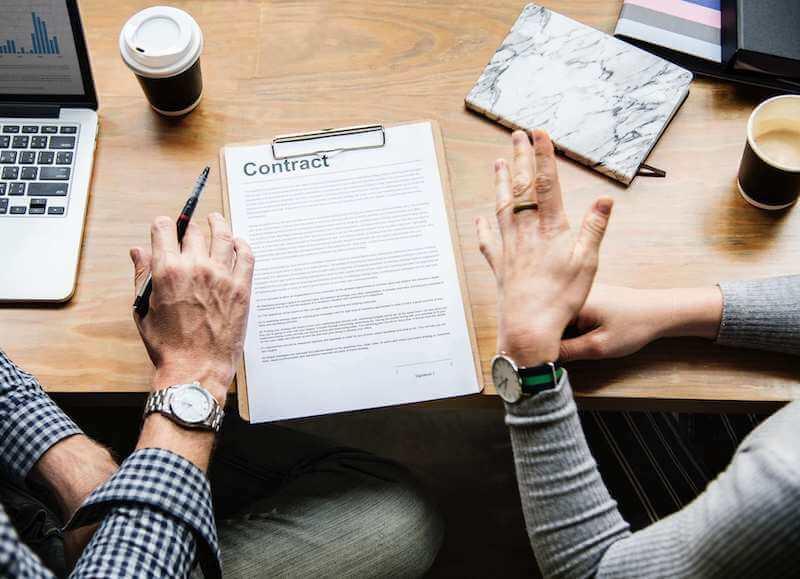 freelance contract aselfguru