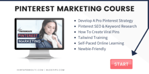 Pinterest marketing course learn pinterest seo pinterest course online marketing pinterest tips, go viral pins blog tips herpaperrout