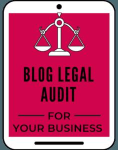 Blog legal audit - ASelfGuru