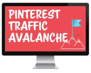 pinterest traffic avalanche pinterest course review