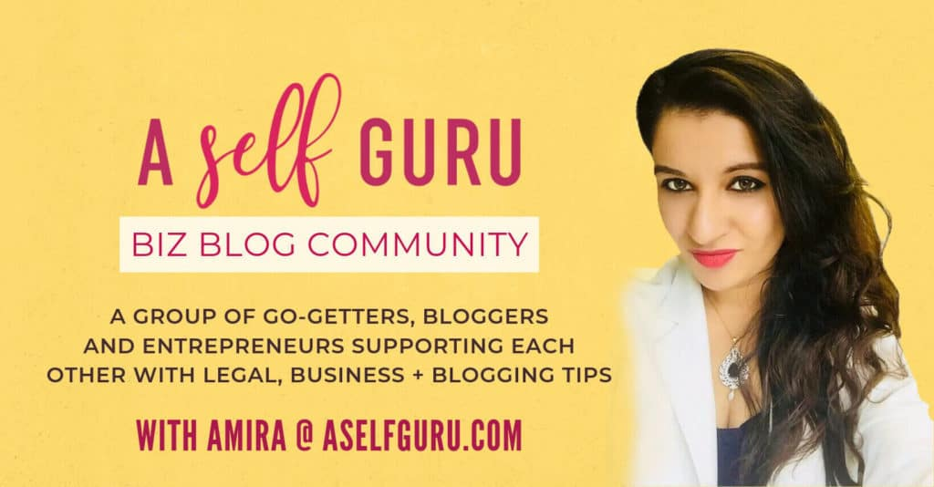ASelfGuru Biz Blog Facebook community