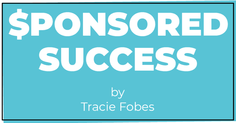 Sponsored success by Tracie Fobes course