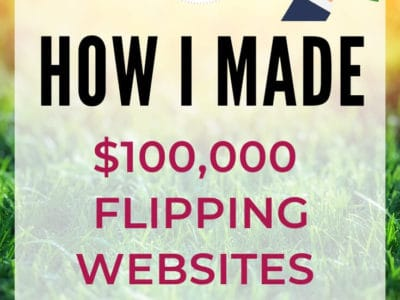 Make Money Website Flipping interview with website flipper Jenn Leach