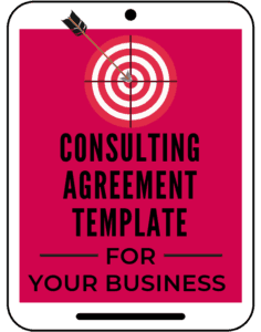 Consulting agreement template for your business