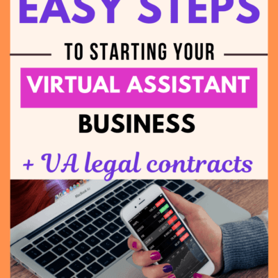 10 Easy Steps to Starting Your Virtual Assistant Business