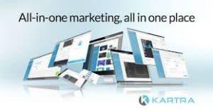 Kartra all in one business platform