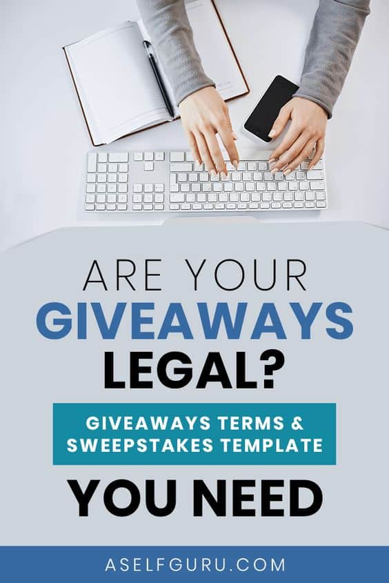 giveaway sweepstakes terms and conditions