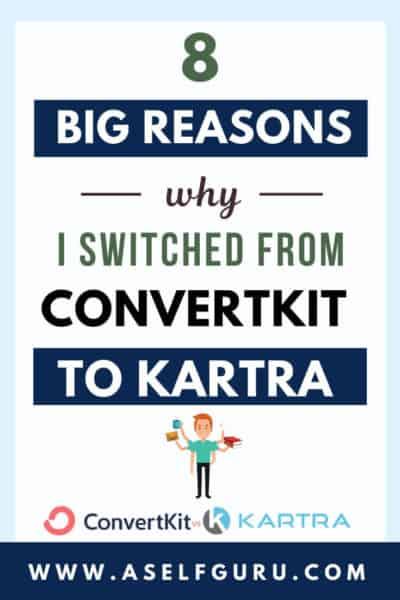 kartra review, convertkit vs. kartra
