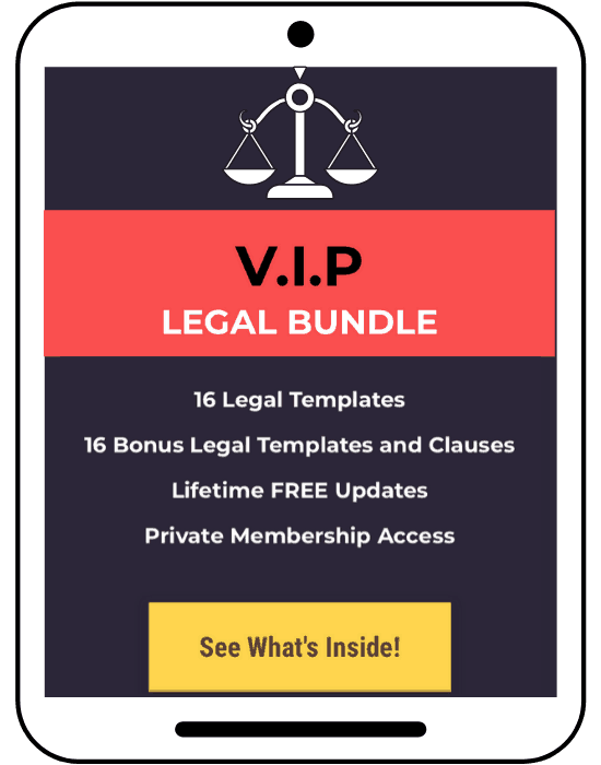 VIP LEGAL BUNDLE templates