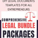 legal documents templates aselfguru