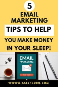 Top 5 Secrets of Email Marketing!