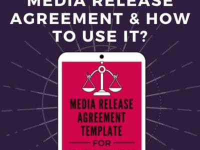 Media release agreement