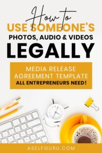 Media Release Agreement Template