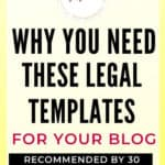 Legal Templates You Must Have as Recommended by 30 Entrepreneurs
