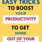 12 Best Productivity Hacks for Busy Entrepreneurs