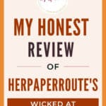 Wicked at WordPress course review herpaperroute