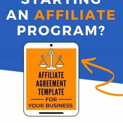 Affiliate Agreement: Why Do You Need It For Your Affiliate Program?