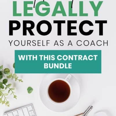 Coaching Agreement and Contracts You Need For Your Coaching Business