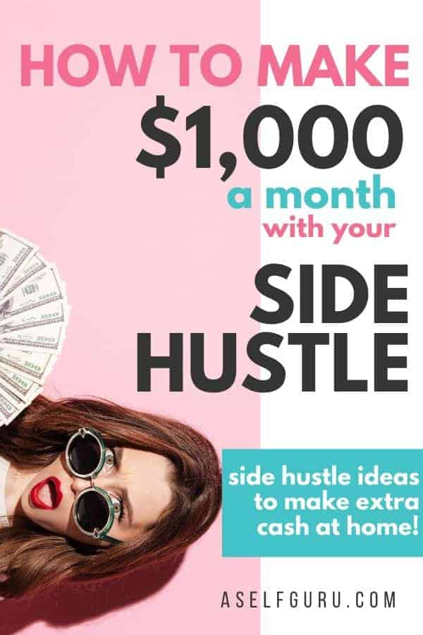 launch your side hustle ideas