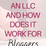 LLC for bloggers
