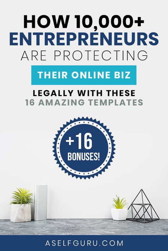 legal store aselfguru amira legal templates