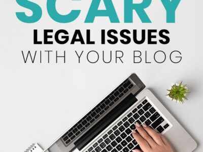 GDPR for bloggers