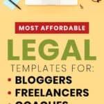 Legal Store (legal templates for entrepreneurs)