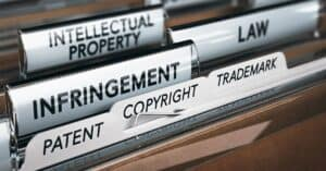 Patent, copyright, trademark