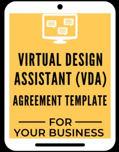 Virtual Design Assistant Template