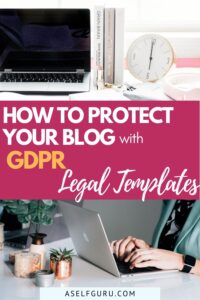 gdpr compliance legal templates