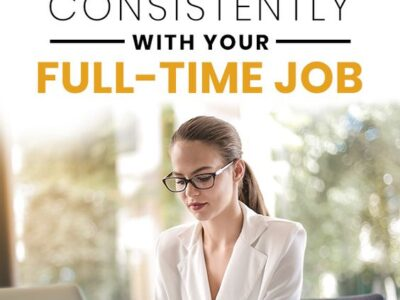 How to blog consistently (7 easy ways that work!)