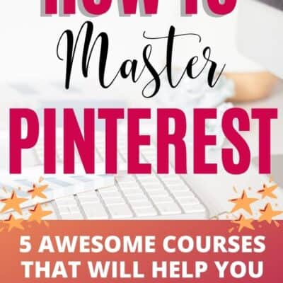 6 Best Free and Paid Pinterest Courses For Bloggers