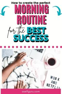productive morning routine for success