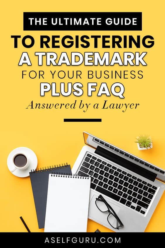 trademark registration, Trademark legal guide and tips from a lawyer