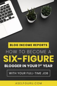 Blog Income Report: How I Make A Full Time Income Blogging