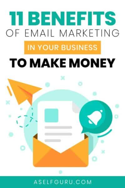 11 Benefits of email marketing in your business