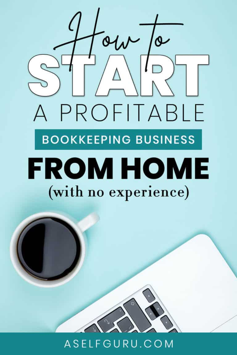 How to Start an Online Bookkeeping Business from Home Legally