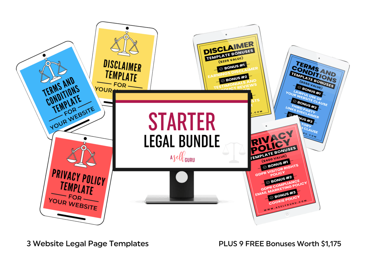 starter legal bundle templates