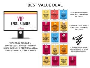 VIP legal bundle (2021)