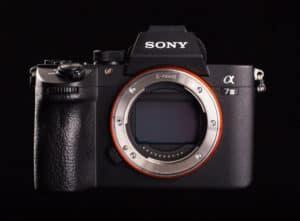 Sony Alpha a7 III - mirrorless digital photo camera bod