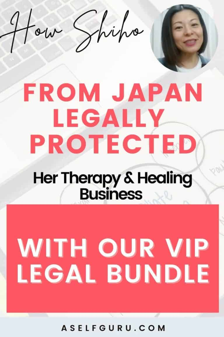 How to legally protect your blog and business