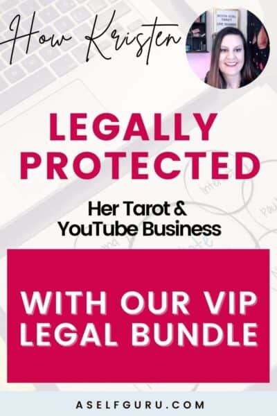 Three legal pages you need on your blog and how to make them